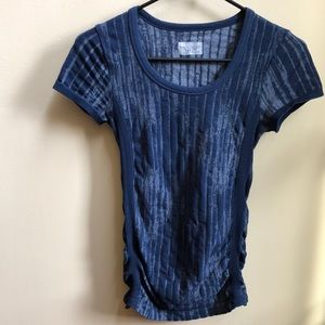 Athleta Ikat Pure Tee